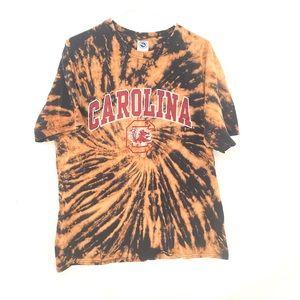 South Carolina custom dyed tshirt